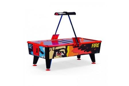 Аэрохоккей «Ice & Fire» 6 ф (жетоноприемник)