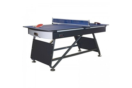 Аэрохоккей «Maxi 2-in-1» 6 ф (теннисная покрышка в комплекте)
