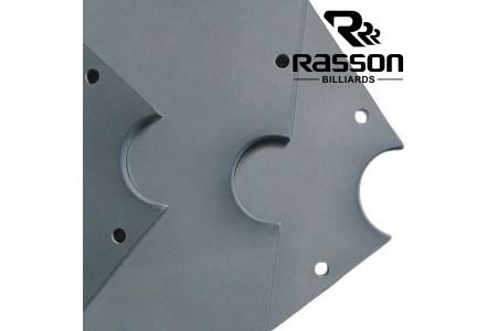 Rasson original premium slate 12фт h25мм 5шт.