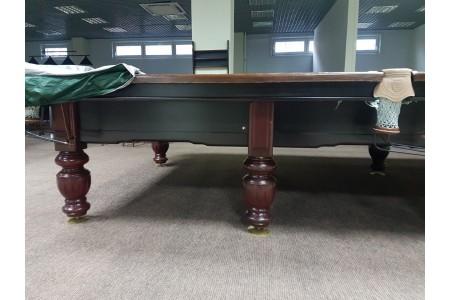 Бильярдный стол «магнат-люкс» 12 футов пирамида