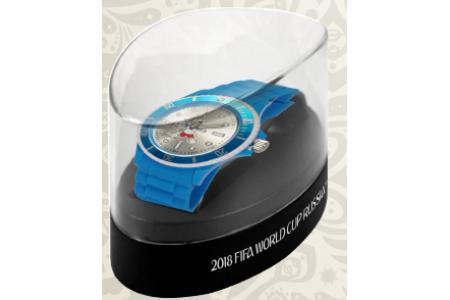 Часы наручные FIFA-2018 синие