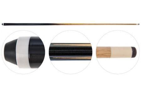 Кий для пула 1-pc «Ramin» (черный) 147 см
