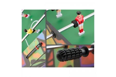 Настольный футбол (кикер) «Derby» (96x52x23см, цветной)