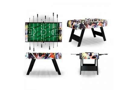 Настольный футбол (кикер) «Munchen» (140x74x86см, цветной)