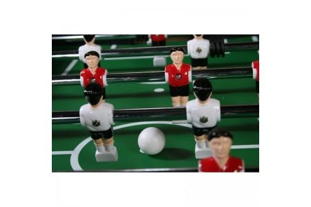 Настольный футбол (кикер) «Bavaria» (146 х 81 х 88 см, черный)