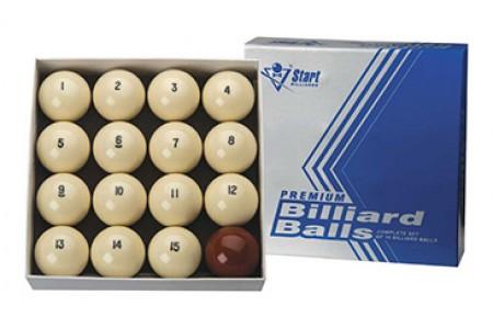 Шары Start Billiards Premium ⌀ 60 мм