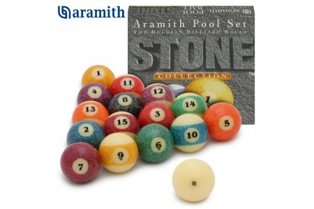 шары для пула ARAMITH STONE GRANITE POOL Ø57,2ММ