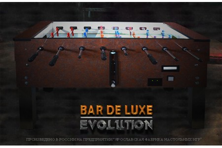 Настольный футбол Desperado «Bar De Luxe Evolution»