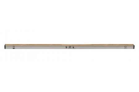 Алюминиевый жесткий футляр для кия ПУЛ (1рс), Светло-коричневый