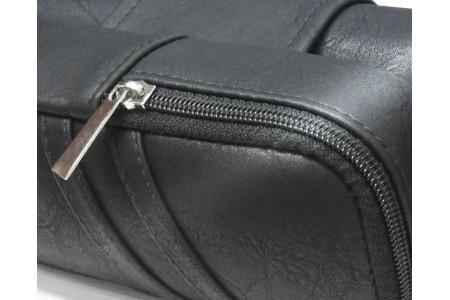 Тубус Mercury-PRO на 1 кий с карманом, чёрный